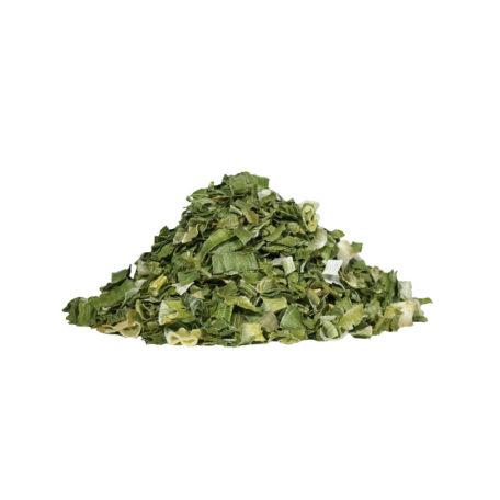 Leek, Green & White Flakes